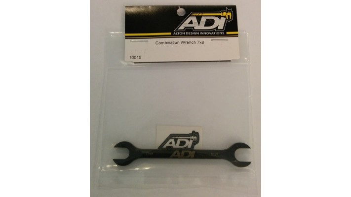 10015 Combination Wrench 7mm 8mm