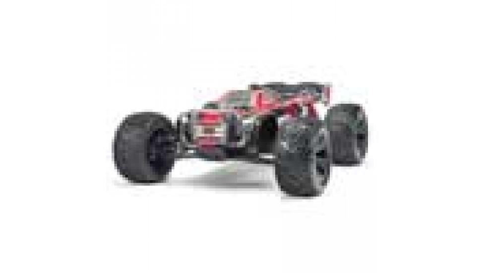 Arrma Kraton 6S BLX Camion Monster Truck  RTR 1/8 (Rouge / Noir)