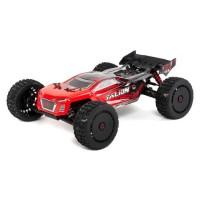 Arrma Talion 6S BLX Brushless RTR 1/8 4WD Truggy (RED/BLACK) (V4)  w/STX2 2.4GHz Radio