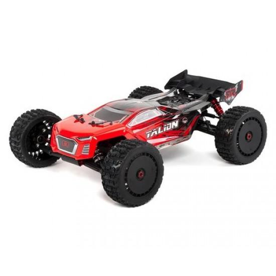 Arrma Talion 6S BLX Brushless RTR 1/8 4WD Truggy (ROUGE/NOIR) (V4)  w/STX2 2.4GHz Radio