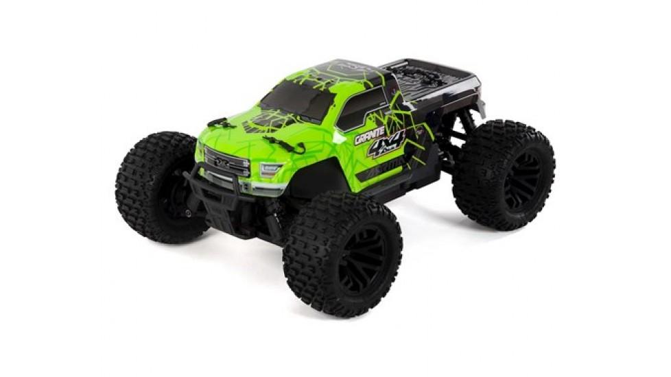 Arrma Granite 4x4 Mega Monster Truck RTR (Vert / Noir)