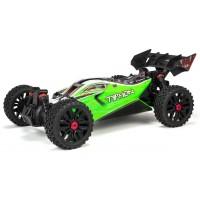 Arrma Typhon 2S 4X4 Mega 4WD Buggy RTR (Green) w/Spektrum 2.4GHz Radio