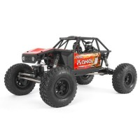 Axial Capra 1.9 Unlimited Trail Buggy 1/10 RTR 4WD Rock Crawler (Red) w/2.4GHz Radio
