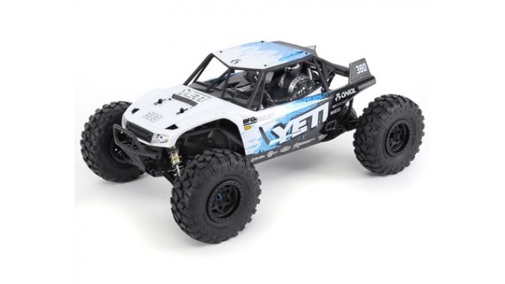 "Axial ""Yeti"" 1/10th 4WD Ready-to-Run Electric Rock Racer"