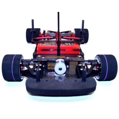 "CRC Twenty5 ""CK25"" Carpet Knife 1/12 Pan Car Kit"