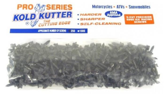 """Vis à glace """"Kold Kutter"""" (1/2 """"ou 5/8"""") pour pneus Hostile MX / MXT Knobby"""