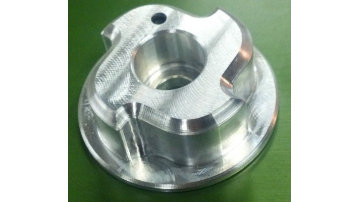 eg429B - Turtle Racing v2 HD Billet Cog