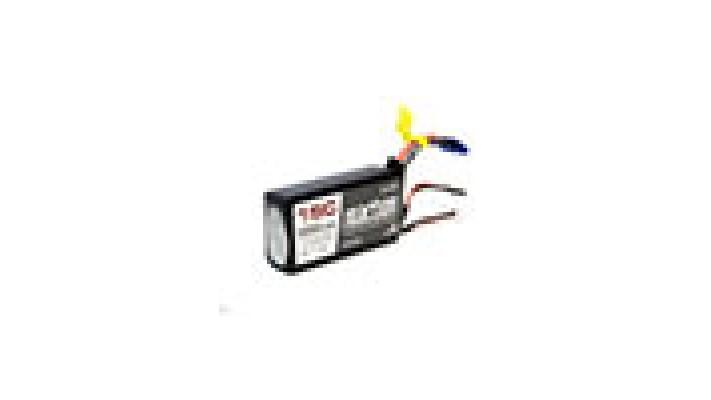 Reaction 7.4V 5200mAh 15C 2S Batterie LiPo: EC3