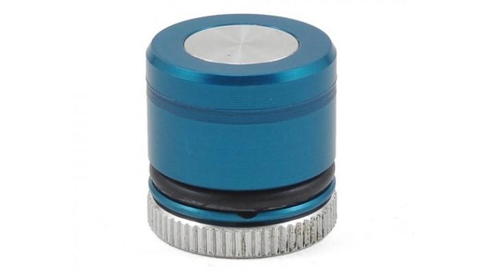 GHEA Racing Products Jauge de hauteur d'aluminium (20-30mm) (Bleu)