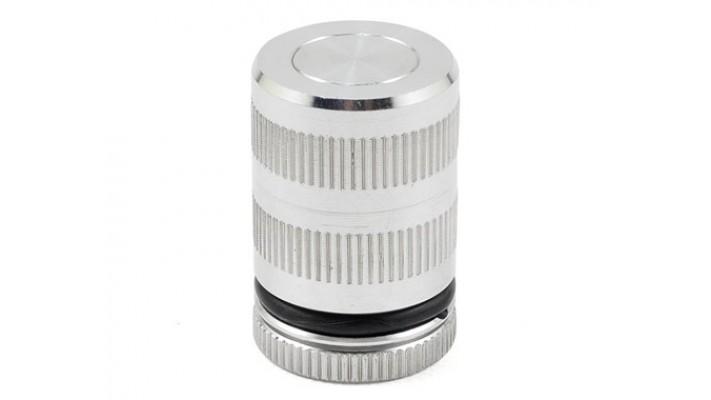 GHEA Racing Products Jauge de hauteur d'aluminium (30-45mm) (Argent)
