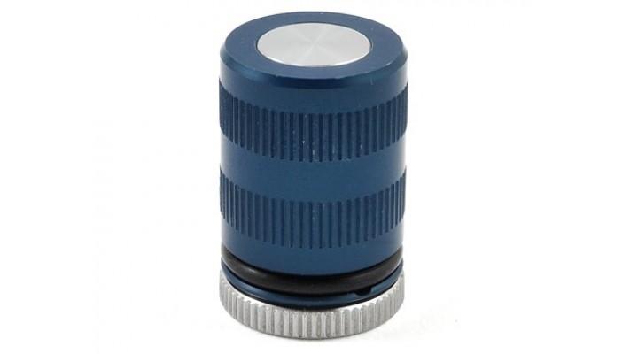 GHEA Racing Products Jauge de hauteur d'aluminium (30-45mm) (Bleu)
