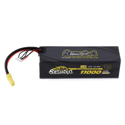 Batteries LiPo Gens Ace Bashing Pro 4s 100C (14.8V / 11000mAh