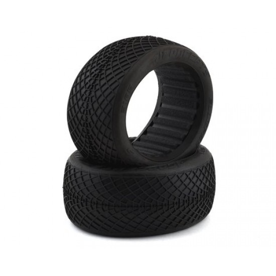 """JConcepts Ellipse 4.0"""" 1/8th Truggy pneus (2)"""