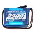 LRP VTEC 2S Batterie LiPo   HUMP   (7.4V / 2200mAh)
