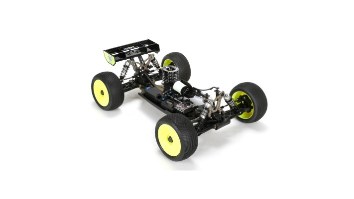 1/8 8IGHT-T 4.0 4WD Nitro de compétition