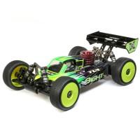 1/8 8IGHT-X 4WD NitroBuggy de Course
