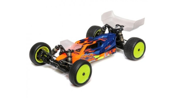 Team Losi Racing 22 5.0 AC 1/10 2WD Electric Buggy Kit (tapis et astro)