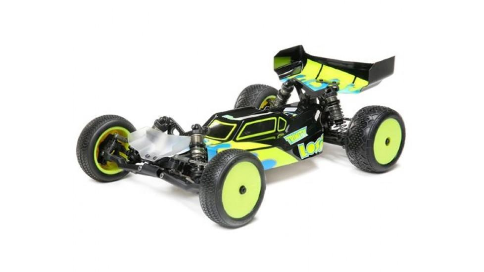 Kit électrique 2 roues motrices Team Losi Racing 22 5.0 DC Elite 1/10 (terre et terre battue)