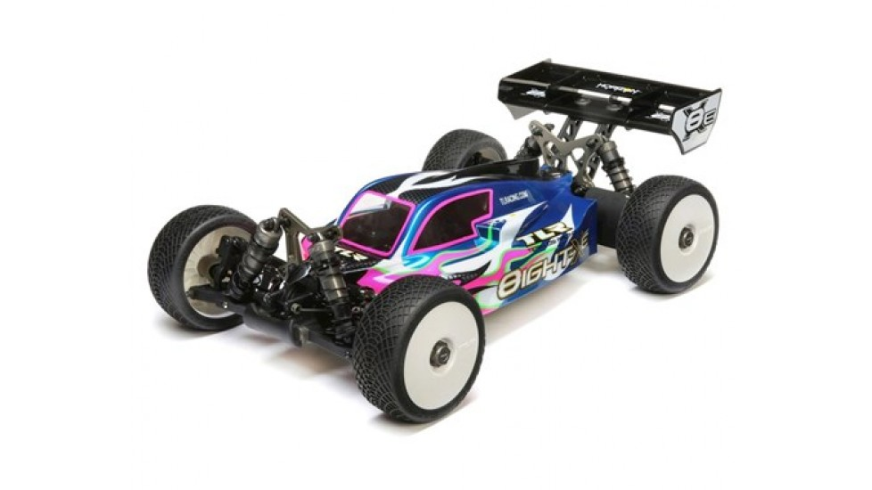 Kit  électrique 1/8 de course 8IGHT-XE Race Team Losi Racing