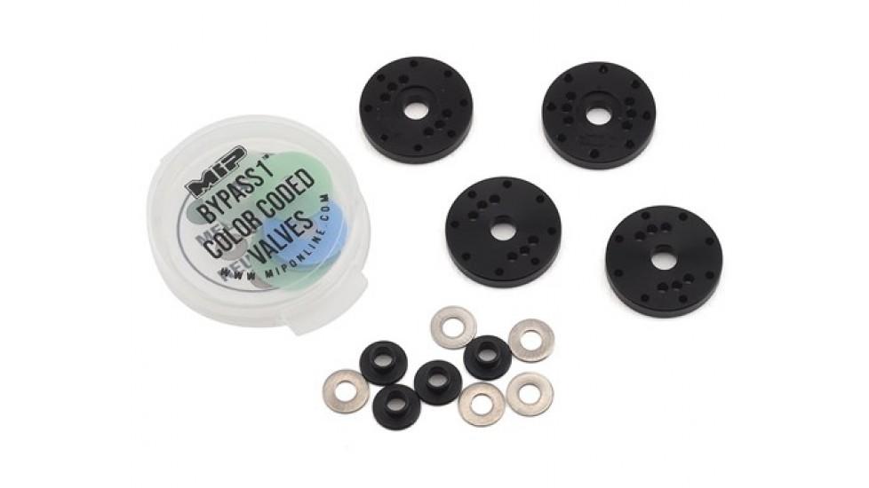 MIP Associated 16mm 8 trous Bypass1 Piston Set (4)