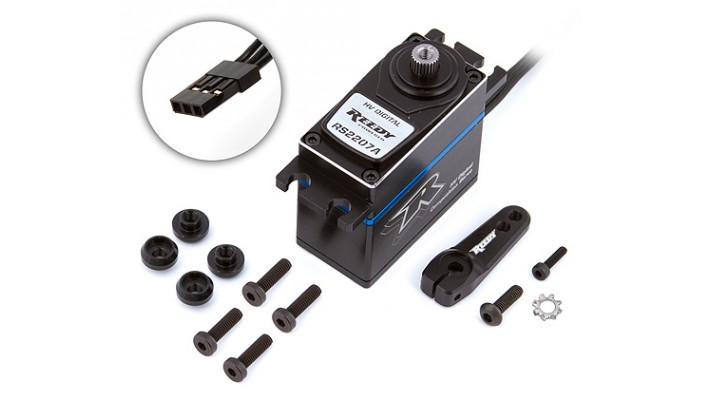 Reedy RT2207A Digital HV Hi-Torque Aluminum Competition Servo