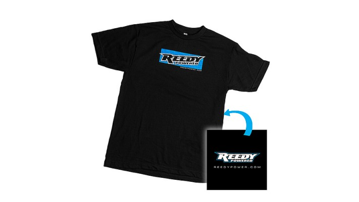 T-shirt Reedy 2017 Heritage, noir,