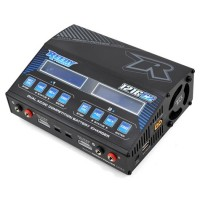 Chargeur de batterie LiPo / NiMH pour compétition Dual Reedy 1216-C2 AC / DC (6S / 12A / 120Wx2)