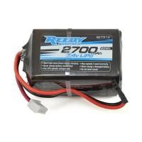 batterie de récepteur de LiPo de Reedy 2S Hump (7.4V / 2700mAh)