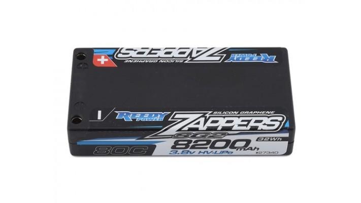 Batterie LiPo Reedy Zappers HV SG2 1S 80C (3.8V / 8200mAh)