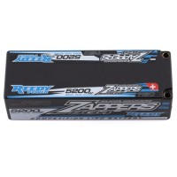 Batterie LiPo 115C à profil bas Reedy Zappers HV SG4 4S (15,2 V/5 200 mAh) avec balles de 5 mm