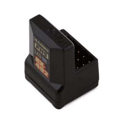Récepteur de télémétrie SSL Sanwa/Airtronics RX-492 2,4 GHz à 4 canaux FHSS5