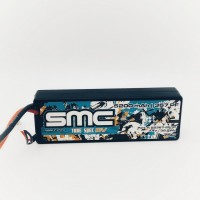 True Spec DV 7.4V 5200mAh 75C wired hardcase