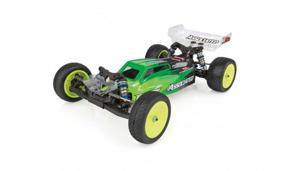 Kit de buggy électrique Team Associated RC10 B6.2D Team 1/10 2wd