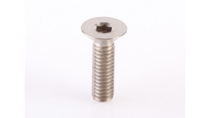 M3x12 Titanium Screw Flat Head (1)
