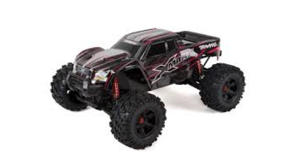 Traxxas X-Maxx 8S 4WD Brushless RTR Monster Truck (Rouge)