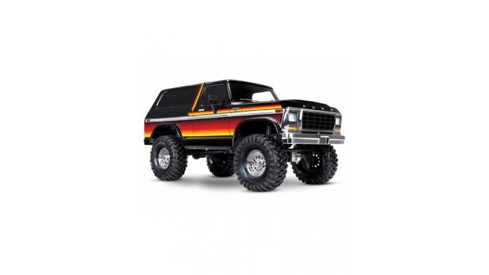 Camion  Traxxas TRX-4 1/10 Trail 'Bronco Ranger XLT '79 (coucher de soleil)