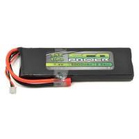 "EcoPower ""Electron"" 2S LiPo 25C Batterie (7.4V/5000mAh"