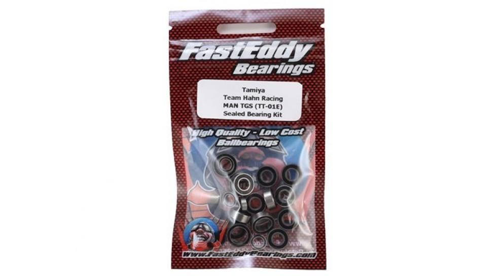 Kit de roulements scellés MAN TGS FastEddy Tamiya Team Hahn Racing