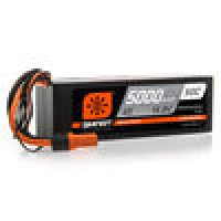 Spektrum RC 4S Smart LiPo Hard Case 50C Battery Pack w/IC5 Connecteur (14.8V/5000mAh)