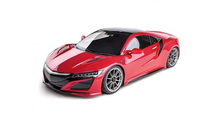MST RMX 2.0 1/10 2WD Brushless RTR Drift auto w/Honda NSX Body (Rouge)