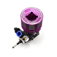 Novarossi ROMA 7-Port .25 Truggy Off-Road Engine (Turbo Plug) (Roulement en acier)