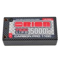 Team Orion 2S Carbon Pro Ultra 110C Batterie LiPo Shorty (7.4V / 5000mAh)