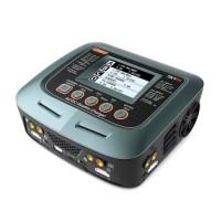 SkyRC Q200 QUATTRO AC / DC 2X100W 2X50W Lipo Batterie Chargeur Déchargeur d'Equilibrement
