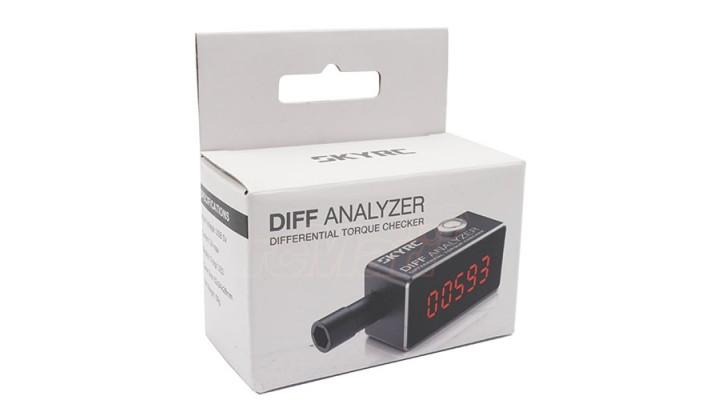 SKYRC Diff Analyzer w/ 1/10 Adapter