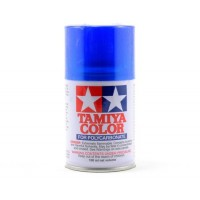 Peinture aérosol de Lexan bleu translucide Tamiya PS-38 (3 oz)