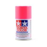 Peinture aérosol de Lexan Rose Fluorescent Tamiya PS-29 (3oz)