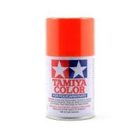 Peinture aérosol Lexan orange Tamiya PS-7 (3 oz)