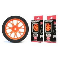 MTCC-RED-TAN  1/10  28mm  foam tire (4)