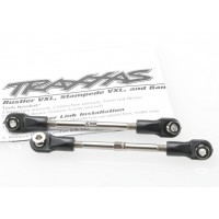 Traxxas 59mm Toe Link Turnbuckle (2) (VXL)