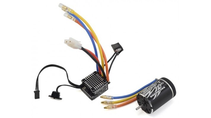 Yokomo Drift Spec BL-PRO4 Brushless ESC/Motor Combo Set (10.5T)